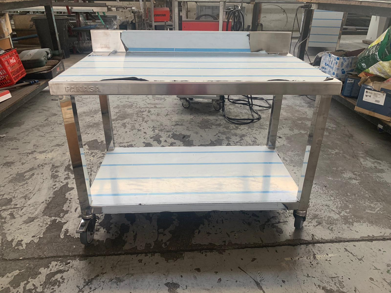 Inoxmur - Hostelry Equipment - Custom Cabinets