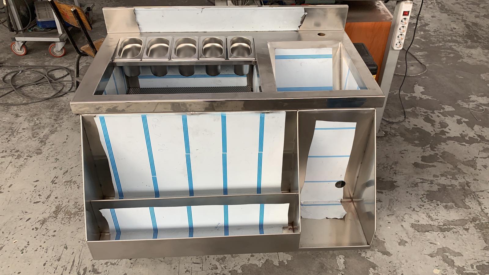 Inoxmur - Custom Cabinets