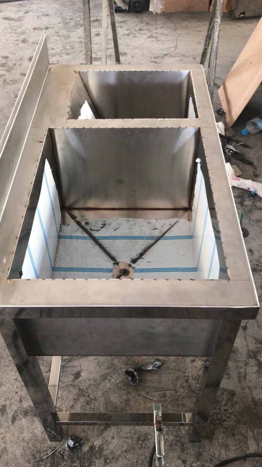 Inoxmur - Fregaderos Industriales