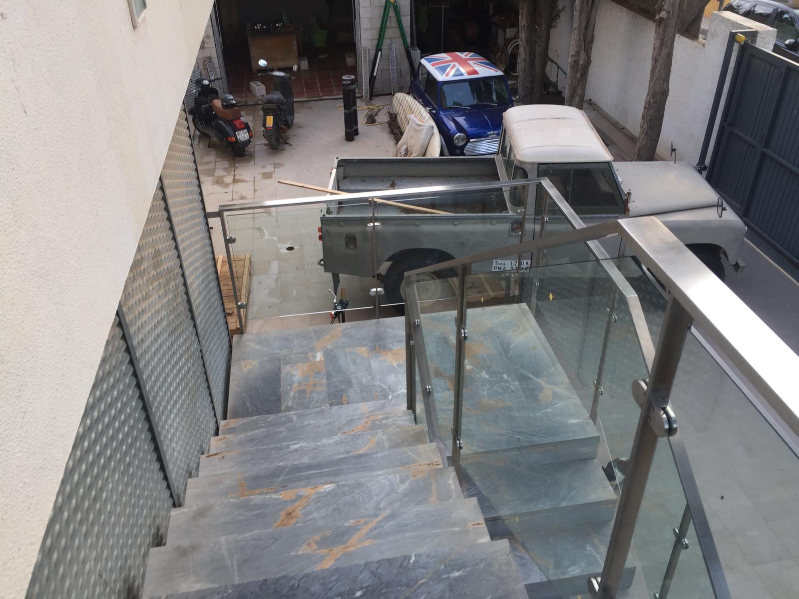 Inoxmur - Stairs & Railings
